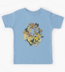 A Kaleidoscope Of Vintage Butterflies Vector Kids Clothes