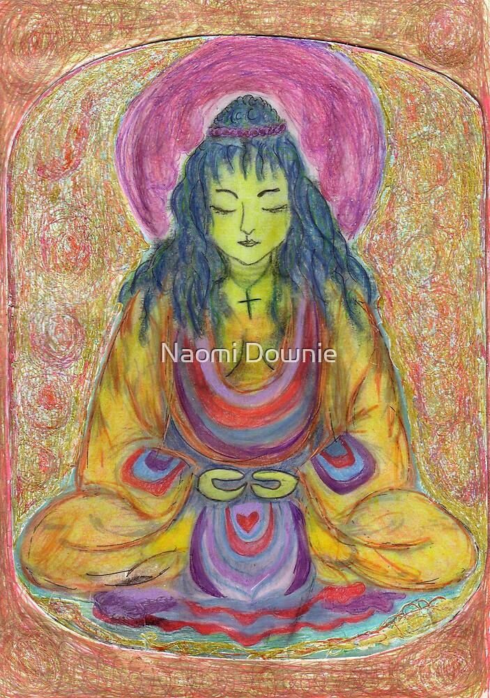 Om Shanti by Naomi Downie
