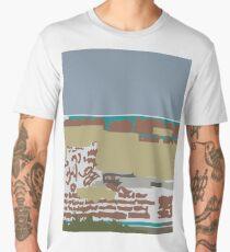 199 Dirty billboard Men's Premium T-Shirt
