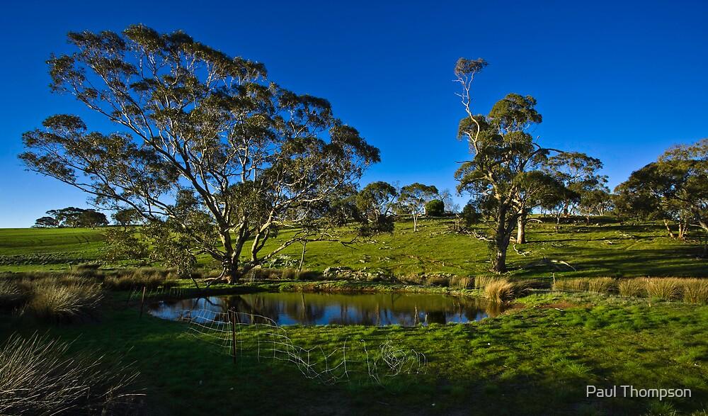 Tarnma Waterhole by Paul Thompson