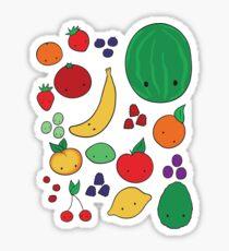 Frutas! Sticker
