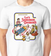 let's summon demons t-shirt funny T-Shirt