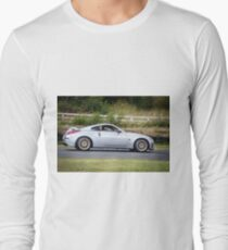 Silver Nissan 350z  T-Shirt