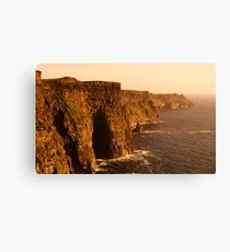 The Cliffs of Moher, County Clare, Ireland Canvas Print