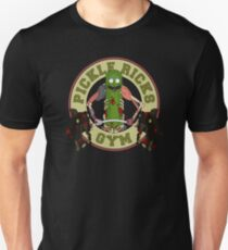 Pickle Rick's Gym T-Shirt