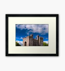 The Bunratty Castle, County Clare, Ireland Framed Print