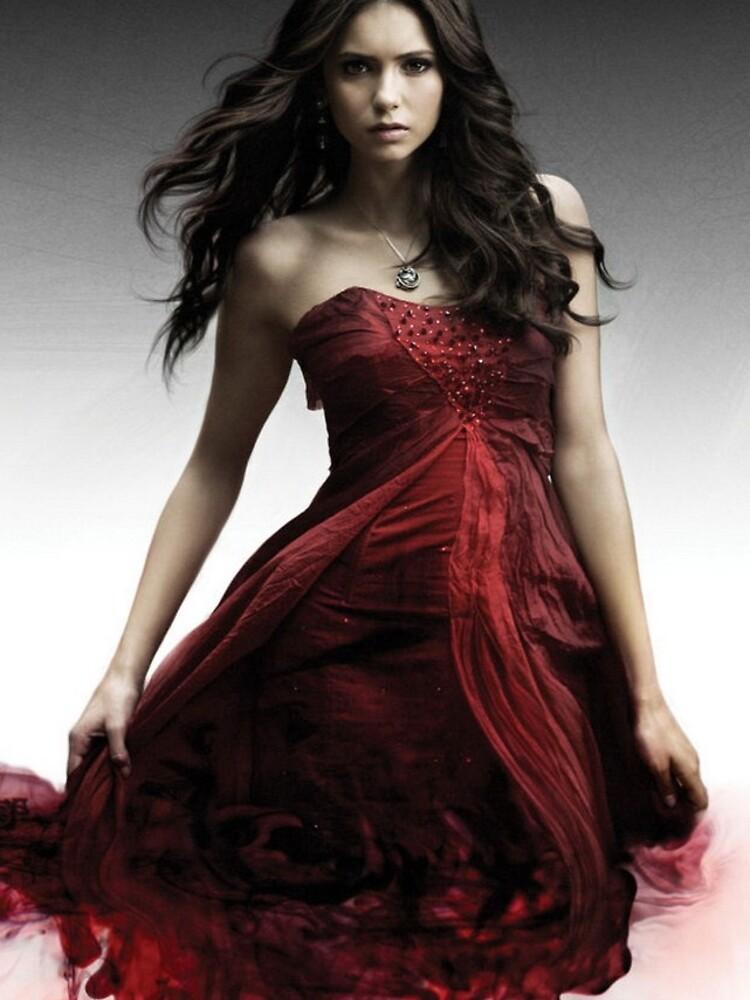 Elena Gilbert Dresses