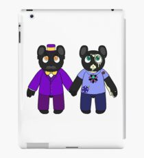 Neda and Phineas iPad Case/Skin