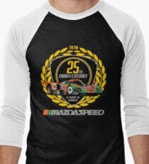 Mazda 787B Men's Baseball ¾ T-Shirt