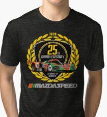 Mazda 787B Tri-blend T-Shirt
