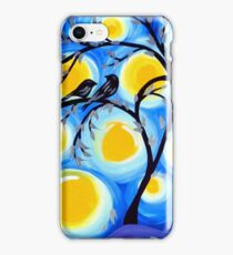 Starry Night Lovers iPhone Case/Skin