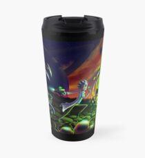 Run | Rick and Morty  Travel Mug