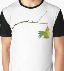 Peartridge Graphic T-Shirt