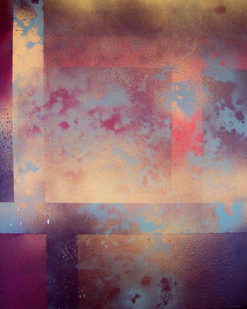 Colour Spatter II by Lee Grissett