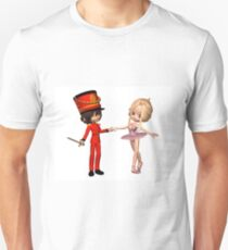 Sugarplum Fairy and Nutcracker Prince T-Shirt