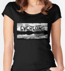 Everlong pt 2 Women's Fitted Scoop T-Shirt