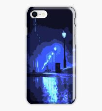 Mindnight Rain iPhone Case/Skin