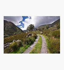 The Black Valley, County Kerry, Ireland Photographic Print