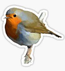 Red Robin Sticker