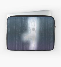 Forest Yoga Laptop Sleeve
