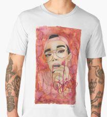 james charles portrait Men's Premium T-Shirt