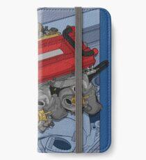 RB26dett Engine iPhone Wallet/Case/Skin
