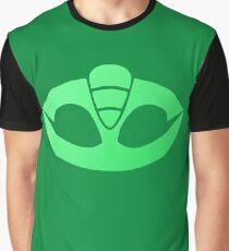 Pj masks Gekko symbol Graphic T-Shirt