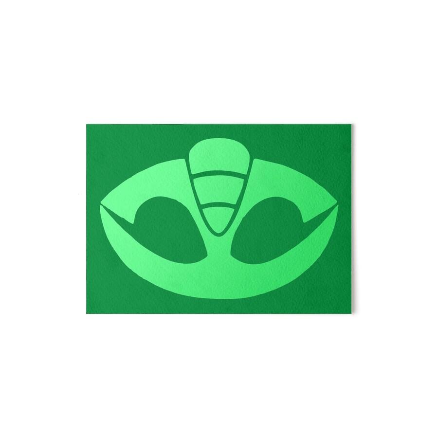 Pj Masks Gekko Symbol Art Boards By Ideasfinder