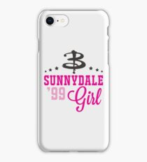 Sunnydale Girl iPhone Case/Skin