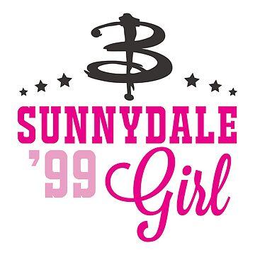 Sunnydale Girl by LieslDesign