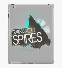 Rain God Spires iPad Case/Skin