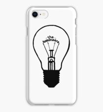 Lightbulb Logo iPhone Case/Skin