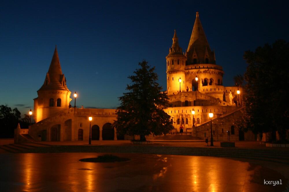 Budapest - Hunguary by kxrya1