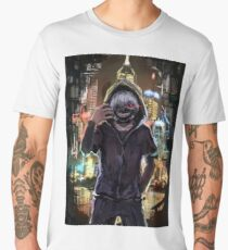 Tokyo Goul City Men's Premium T-Shirt