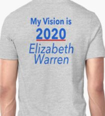 Elizabeth Warren for President, 2020, Resist and Revolt T-Shirt