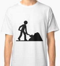 Black work Classic T-Shirt