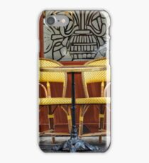 Two Chairs iPhone Case/Skin