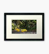 Ferrari F50  Framed Print