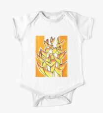 Heliconia Rostrata / Lobster Claw  Kids Clothes