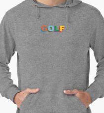 GOLF LOGO COLORED TYLER THE CREATOR Lightweight Hoodie
