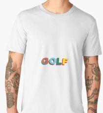GOLF LOGO COLORED TYLER THE CREATOR Men's Premium T-Shirt