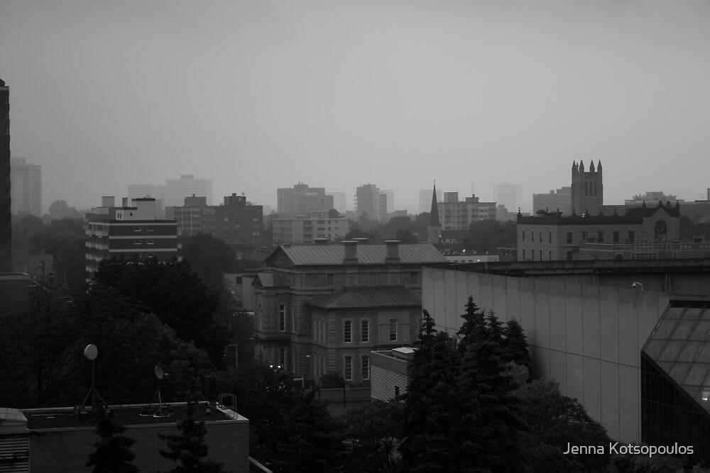 ottawa gloom  by Jenna Kotsopoulos