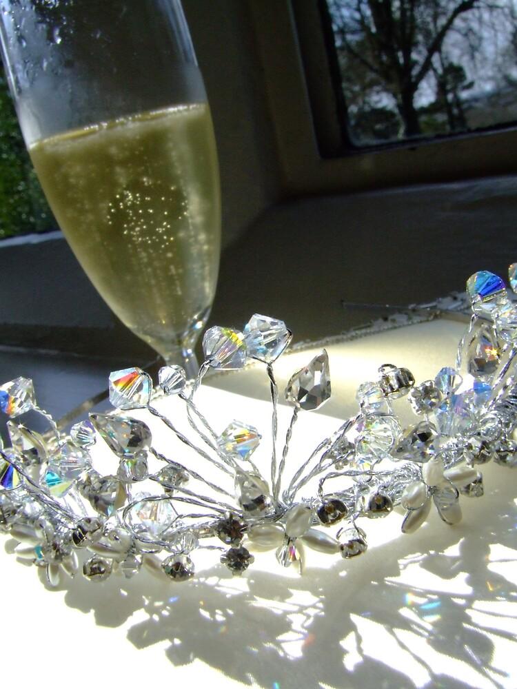 wedding tiara by moongazer