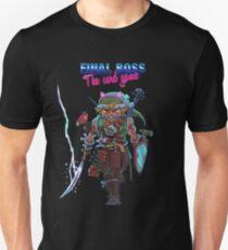 Green Hero Final Boss card game Unisex T-Shirt