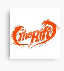 The Rift Canvas Print
