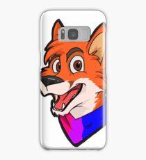 Bi Pride Bandanna Fox Samsung Galaxy Case/Skin
