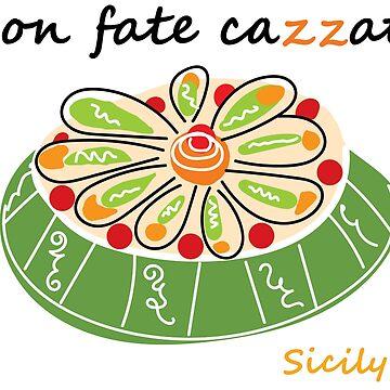Non fate Cazz...!! by Elisvass