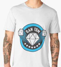 DANTDM NEW LOGO!!!!!!!! [BEST QUALITY] Men's Premium T-Shirt