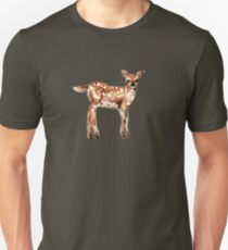 Watercolour Fawn T-Shirt