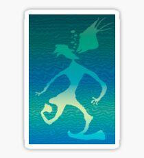 Jacques Cousteau Sticker